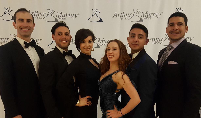 Arthur murray dance center dance group
